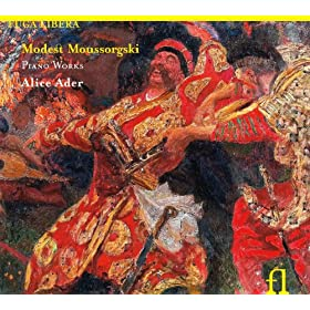 Moussorgsky: Complete Piano Works