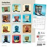 Image de Cowboy Boots 2015 - Cowboystiefel: Original BrownTrout-Kalender [Mehrsprachig] [Kalen