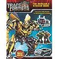 Transformers: Revenge Of The Fallen: The Reusable Sticker Book