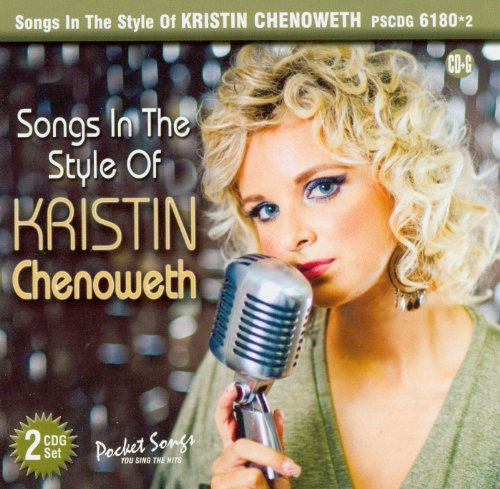 Songs in the Style of Kristin Chenoweth