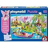 Schmidt - 56075 - Puzzle Classique - Au Pays Des Fées - 60 Pièces