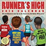 Runner's High 2016 Day-to-Day Calenda...