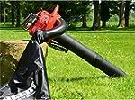 PETROL Garden Leaf Blower & Vacuum -...
