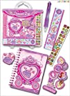 Pecoware  My Special Journal Kit Princess Rose Slippers