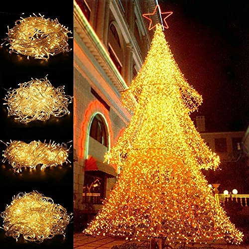 besfia 10m 100leds 30m 240leds party weihnacht led lichterkette led strip garten dekoration. Black Bedroom Furniture Sets. Home Design Ideas