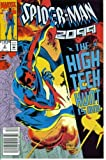 img - for Spider-Man 2099 #2 : Nothing Ventured (Marvel Comics) book / textbook / text book