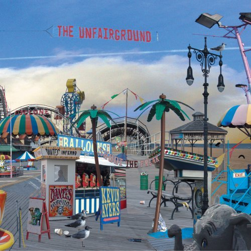Kevin Ayers - The Unfairground By Kevin Ayers (2008-03-11) - Zortam Music