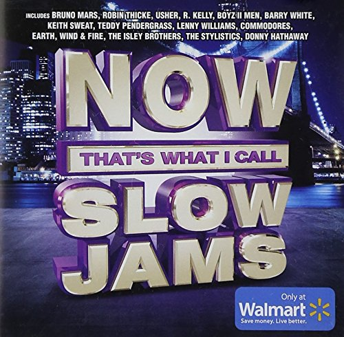 Now That's What I Call Slow Jams (Now Slow Jams compare prices)