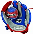 Franklin Sports Air Tech Soft Foam Baseball Glove and Ball Set - Special Edition from Franklin Sports