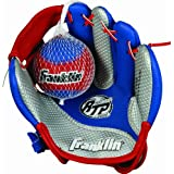 Air Tech Soft Foam Baseball Glove and Ball Set - Special Edition