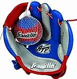 Franklin Sports Air Tech Soft Foam Baseball Glove and Ball Set - Special Edition