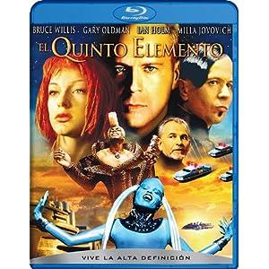 El Quinto Elemento [Blu-ray] [Import espagnol]
