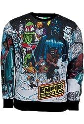Star Wars Great Empire Fleece Sublimation print