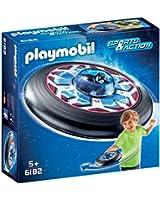 Playmobil - 310495 - 6182 - Super Disque Volant Avec Alien
