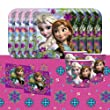 Disney's Frozen Complete Party Supplies Kit For 16