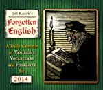 Forgotten English 2014 Boxed/Daily (c...