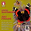 Lionel Sainsbury: Cello Concerto/John Foulds: Cello Concerto