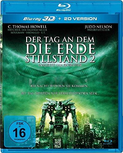 Der Tag, an dem die Erde stillstand 2 (inkl. 2D Version) [3D Blu-ray]