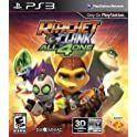 Ratchet & Clank: All 4 One PS3 Game