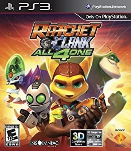 Ratchet and Clank: All 4 One - PlayStation 3 Standard Edition