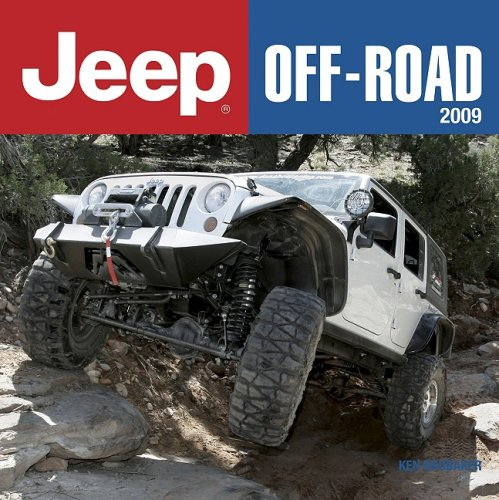 Jeep Off-Road 2009 Calendar