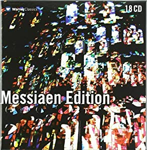 Messiaen Edition (Coffret 18 CD)