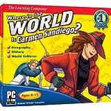 Where In The World Is Carmen Sandiego - PC ~ Encore