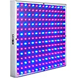 SANSUN LED Grow Light for Red Blue Indoor Plant Lights and Hydroponic Full Spectrum 15W Plant Grow Light