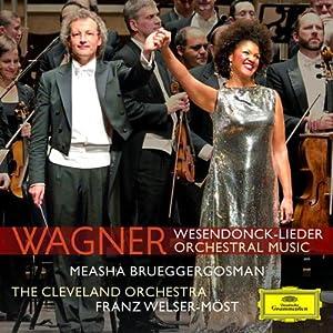 Wagner Wesendonck Lieder Orchestral Music by Decca (UMO)