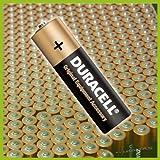50x DURACELL OEA Alkaline Batterie MN1500 AA