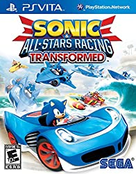 Sonic & All Stars Racing Transformed (PS Vita)