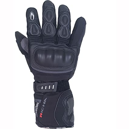 RICHA zwart, arctic gants taille l