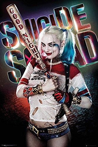 Suicide Squad Poster Harley Quinn poster (61x 91,5cm) + una sorpresa.