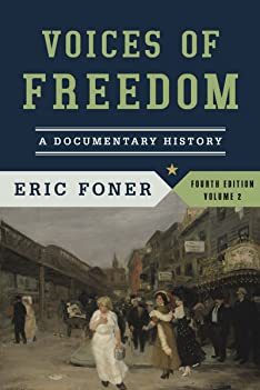 Cheapest Copy Of Voices Of Freedom A Documentary History