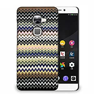 Snoogg super coloured wave pattern 2511 Designer Protective Back Case Cover For Samsung Galaxy J1