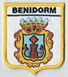 Benidorm Costa Blanca Spain Spanish Embroidered Patch badge *EXCLUSIVE TO EMBLEMS-GIFTS*