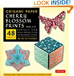 Origami Paper - Cherry Blossom Patter...