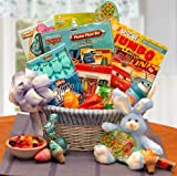 Disney Sweets and Activities Easter Basket for Boys -Blue