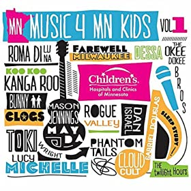 MN Music 4 MN Kids: A Benefit for Children's Hospitals and Clinics of Minnesota, Vol. 1