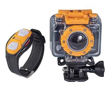 HP AC 200 W Camescopes Caméra de Sport 5 Mpix