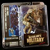 AIR FORCE SPECIAL OPERATIONS COMMAND, CCT * AFRICAN AMERICAN VARIATION * McFarlane's Military Series 1 Action Figure & Display Base