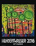 Hundertwasser Art Calendar 2016