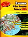 Atlas France 2009 l'Indispensable Pf/Sp