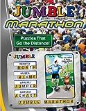 Jumble® Marathon: Puzzles That Go the Distance! (Jumbles®)