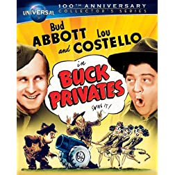 Buck Privates Collector's Series [Blu-ray Book + DVD]