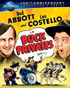Buck Privates (Blu-ray + DVD)