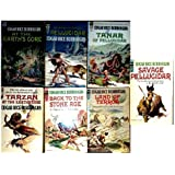 Complete Pellucidar Series 1-7 At the Earth's Core / Pellucidar / Tanar of Pellucidar / Tarzan at the Earth's Core / Back to the Stone Age / Land of Terror / Savage Pellucidar