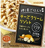 カゴメ 押し麦ごはんで チーズクリームリゾット 250g×4個