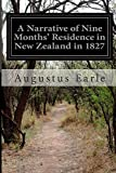 img - for A Narrative of Nine Months' Residence in New Zealand in 1827 book / textbook / text book