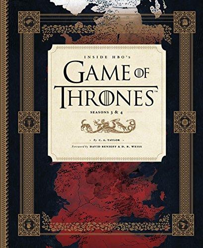 Inside Hbo'S Game Of Thrones: Season 3 & 4